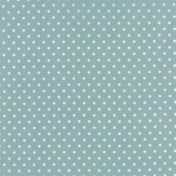 Potluck Dot Light Blue
