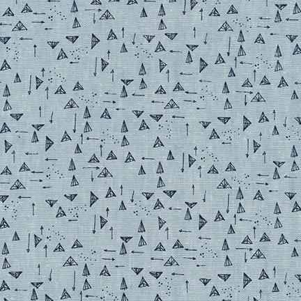 Forage Triangle Chambray