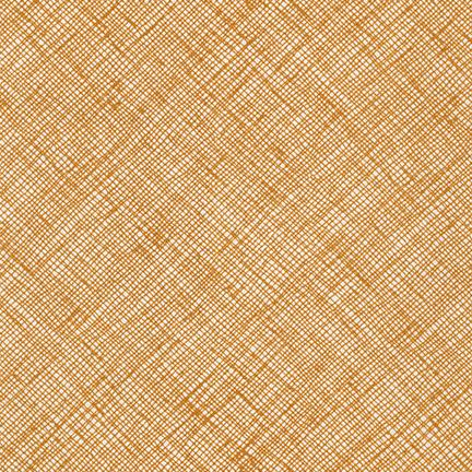 Crosshatch Caramel