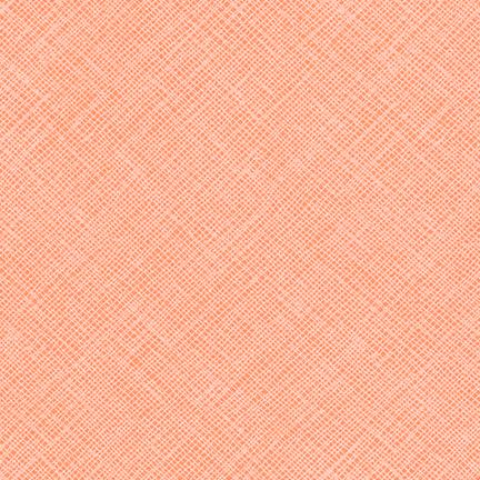 Crosshatch Creamsicle