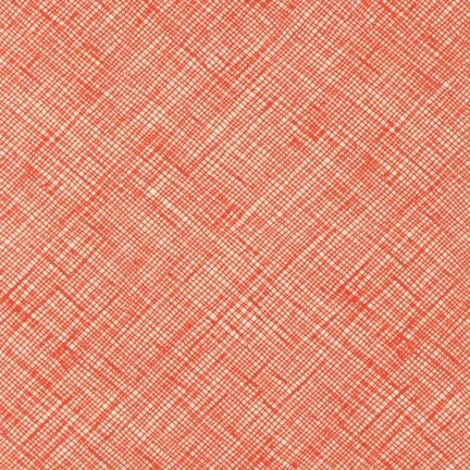Architextures Crosshatch Tangerine