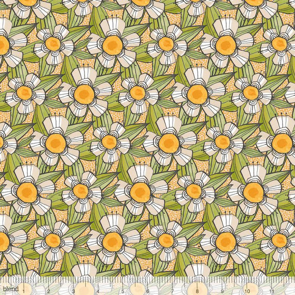Daisy Chain Orange