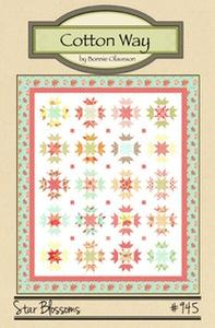 Star Blossoms Quilt Pattern