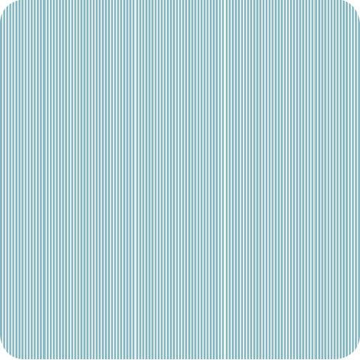 Farm Stripe Teal