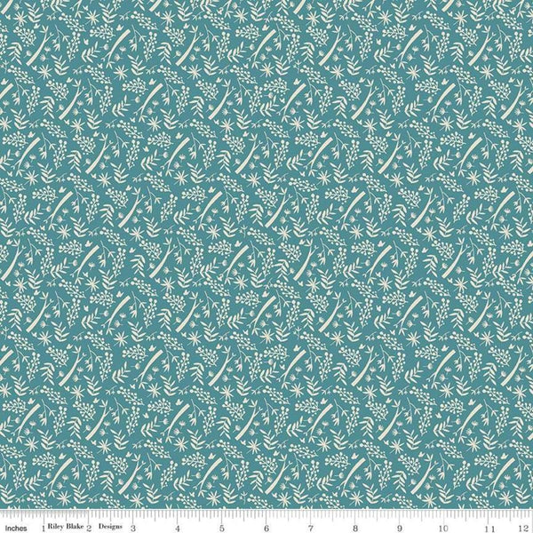 Branches Teal