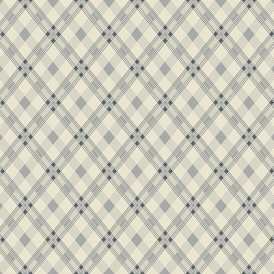 Washington Depot Open Plaid Linoleum