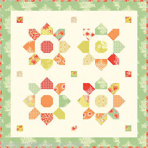 Mini Blossom Quilt Pattern