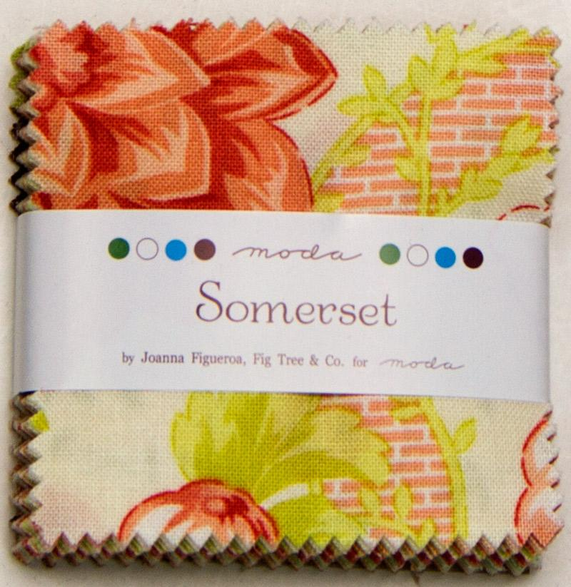 Somerset Mini Charms