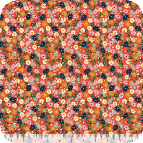 Garden Roost Confetti Flower Coral