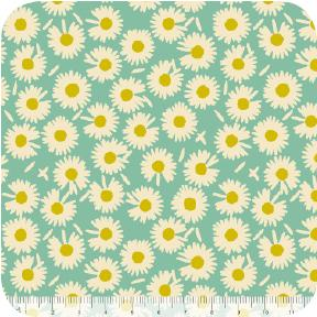 Garden Roost Daisy Turquoise