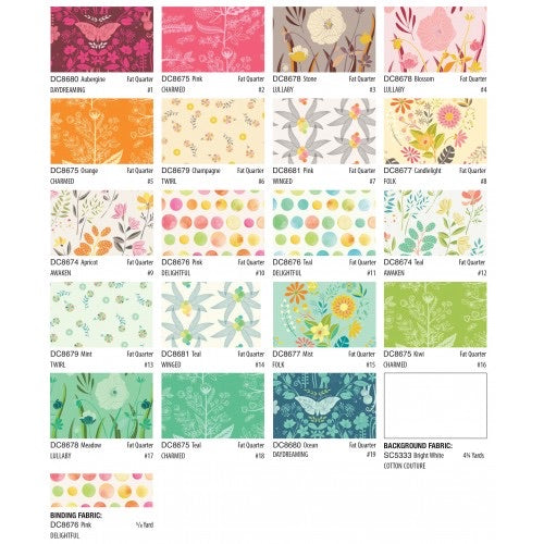 Lots of Love Quilt Kit