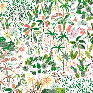 Dear Stella Rainforest Fabric 1242