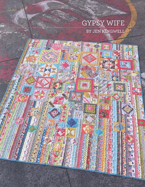 ' Gypsy'S Wife Quilt Pattern
