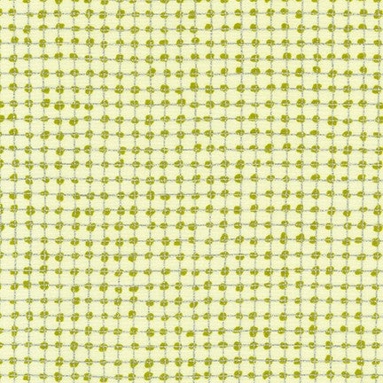 Metallic Grid Single Border Meringue