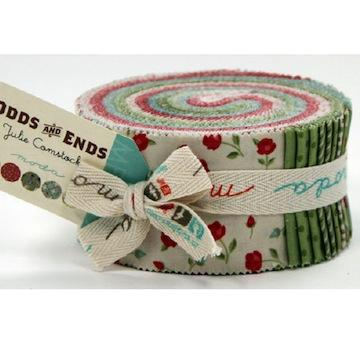 Odds and Ends Jelly Roll