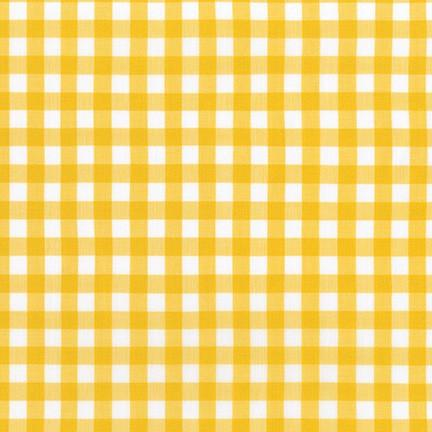 Small Gingham Grellow