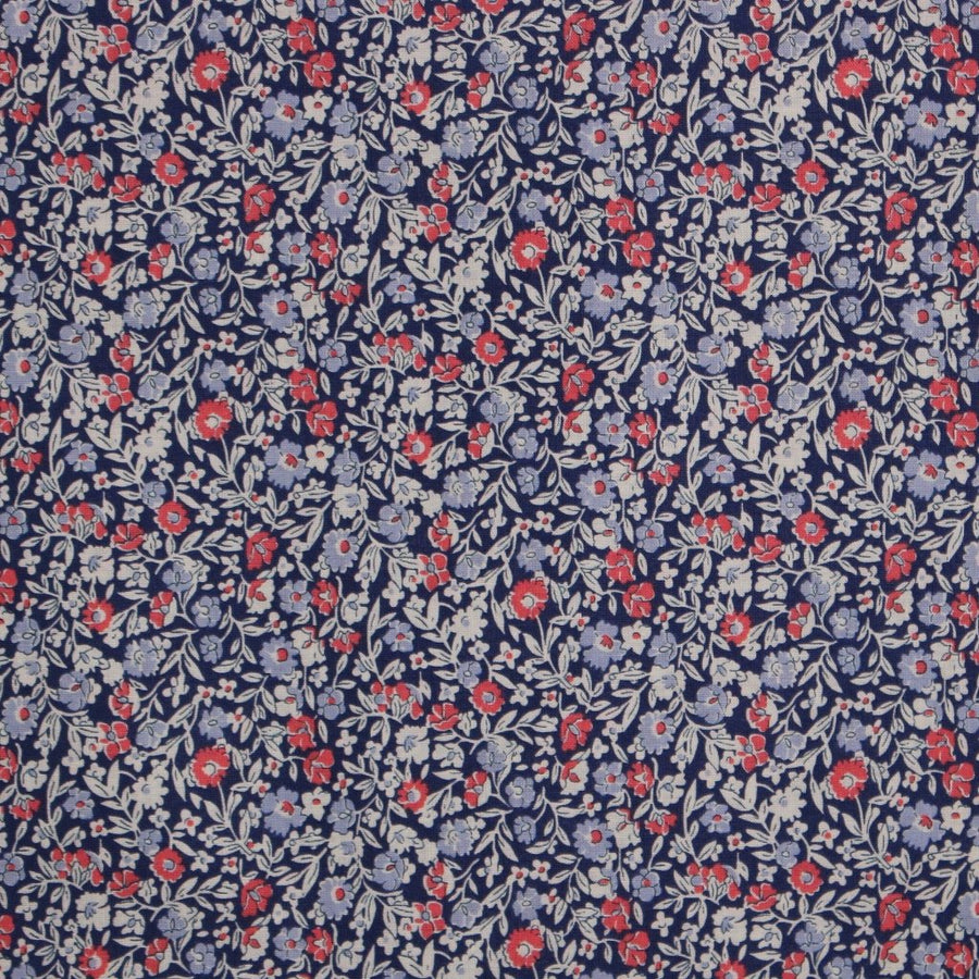 Liberty of London Quilting Cotton Orchard Garden Primula Dawn