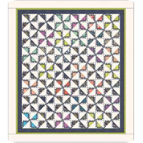 Missouri Troubles Quilt Pattern