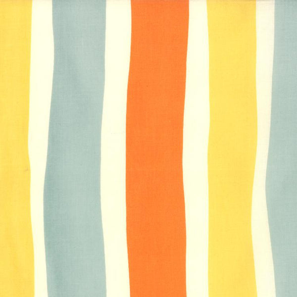 Whimsy Stripes Creamsicle