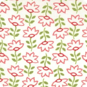 Modern Workshop Cultivated Flowers Pink Creme