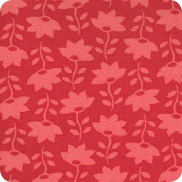Cultivated Flowers Society Red