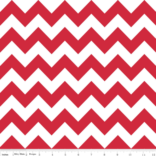 Chevron Red