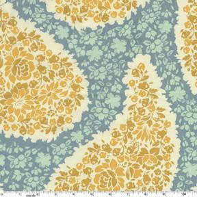 Paisley Garden Speckle - FAT QUARTER