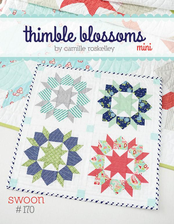 Mini Swoon Quilt Pattern