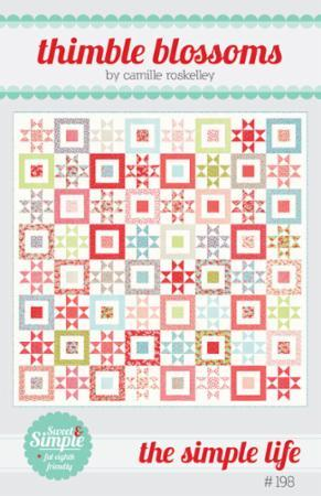 The Simple Life Quilt Pattern