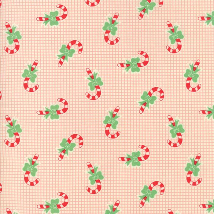 Swell Christmas Candy Cane Pink