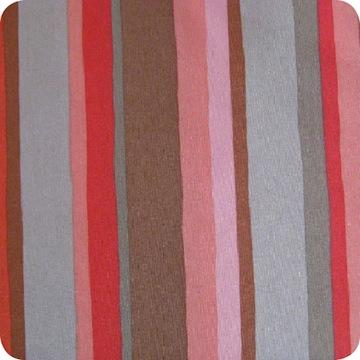 Olive Rose Stripe Pink