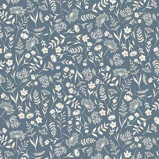 Woodland Scatter Blue