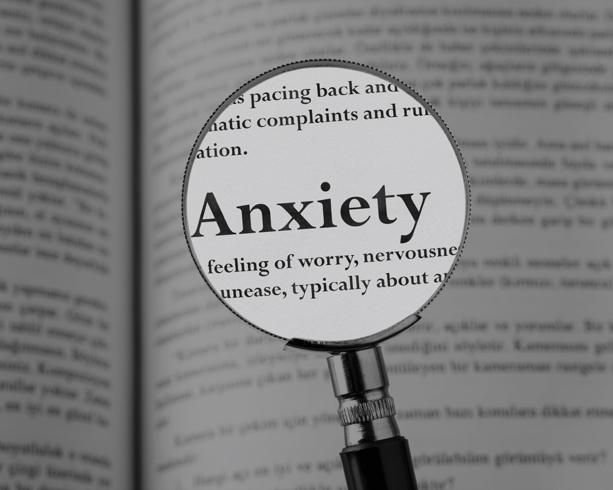 Panic Attacks & Anxiety Linked To Vitamin Deficiencies