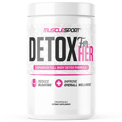 MuscleSport Detox for Her