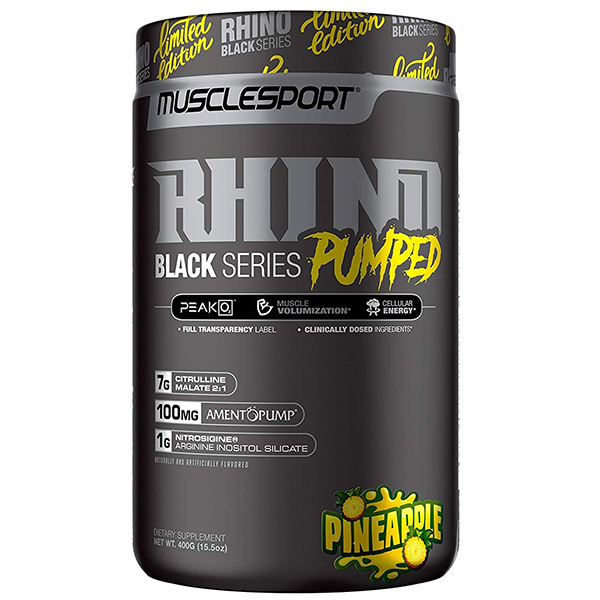 MuscleSport Rhino Pumped