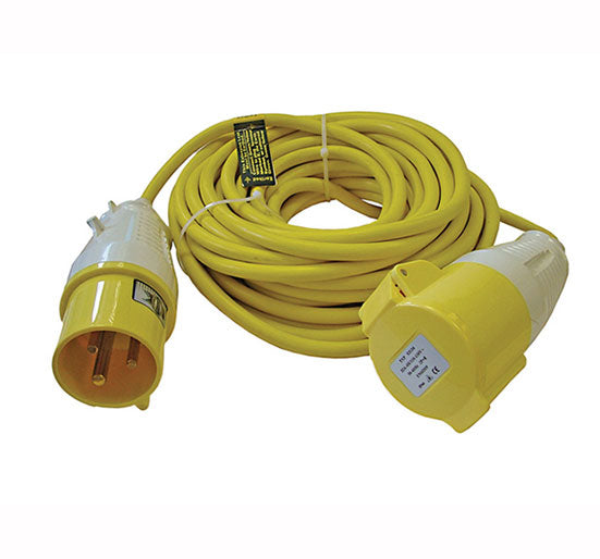 110v Loose Extension Lead 14M 2.5mmT