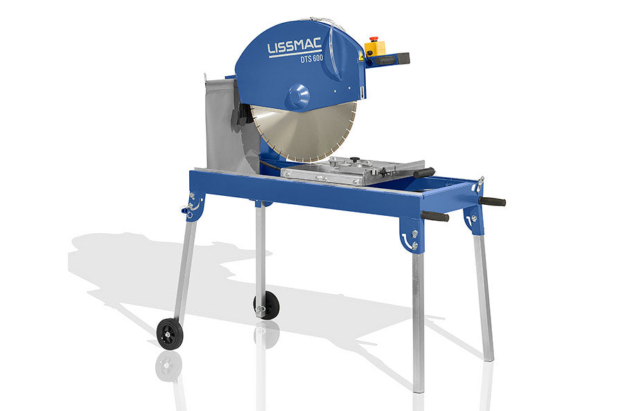 Lissmac DTS600- Block /Brick/Masonry Saw -3 Phase