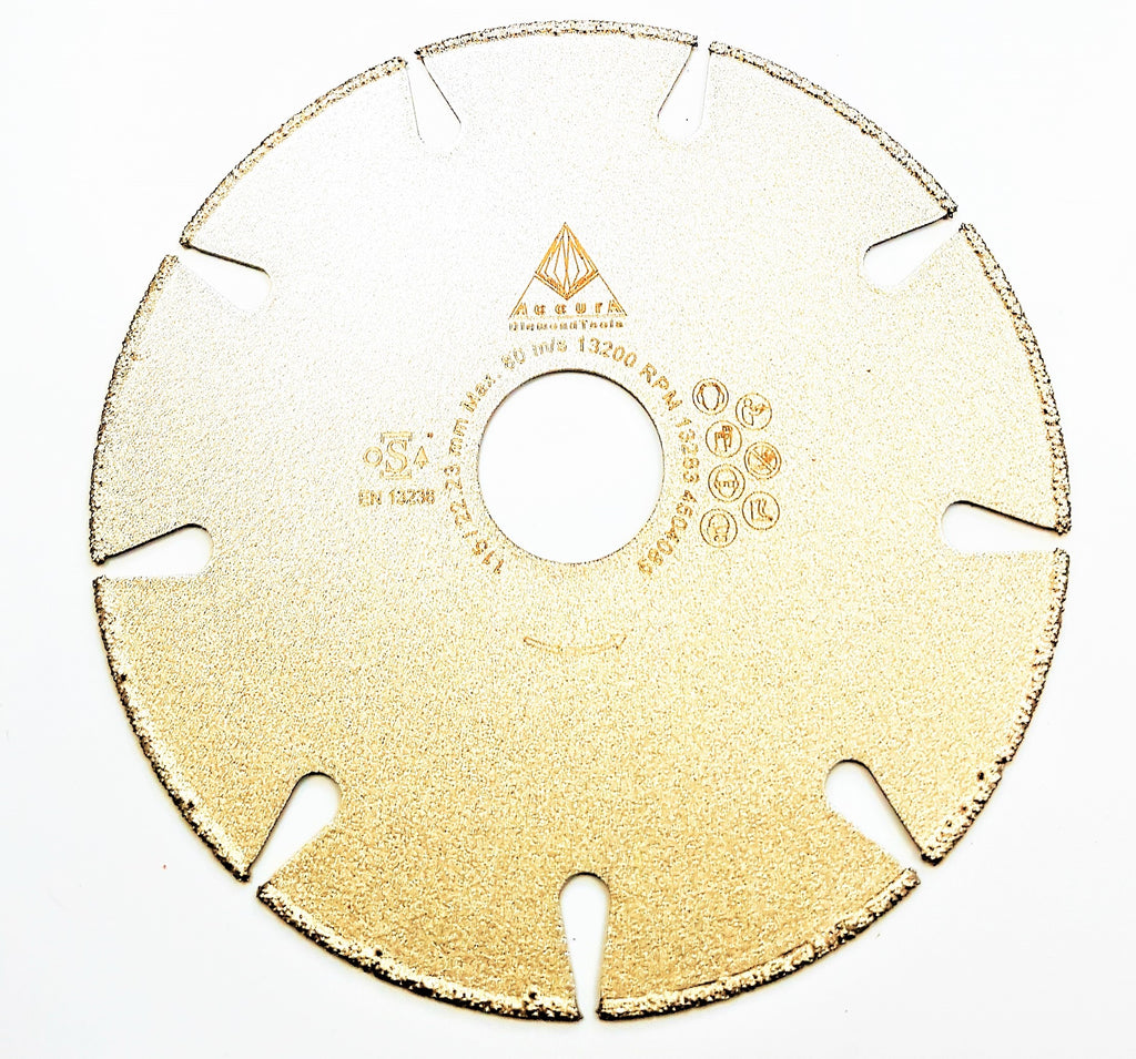 HS MCD- Metal Cutting Discs 1.0mm Thin