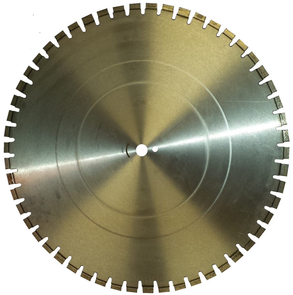 Floor Saw Blades 350mm -3M Soft/ Hard Bonds - Concrete / Asphalt
