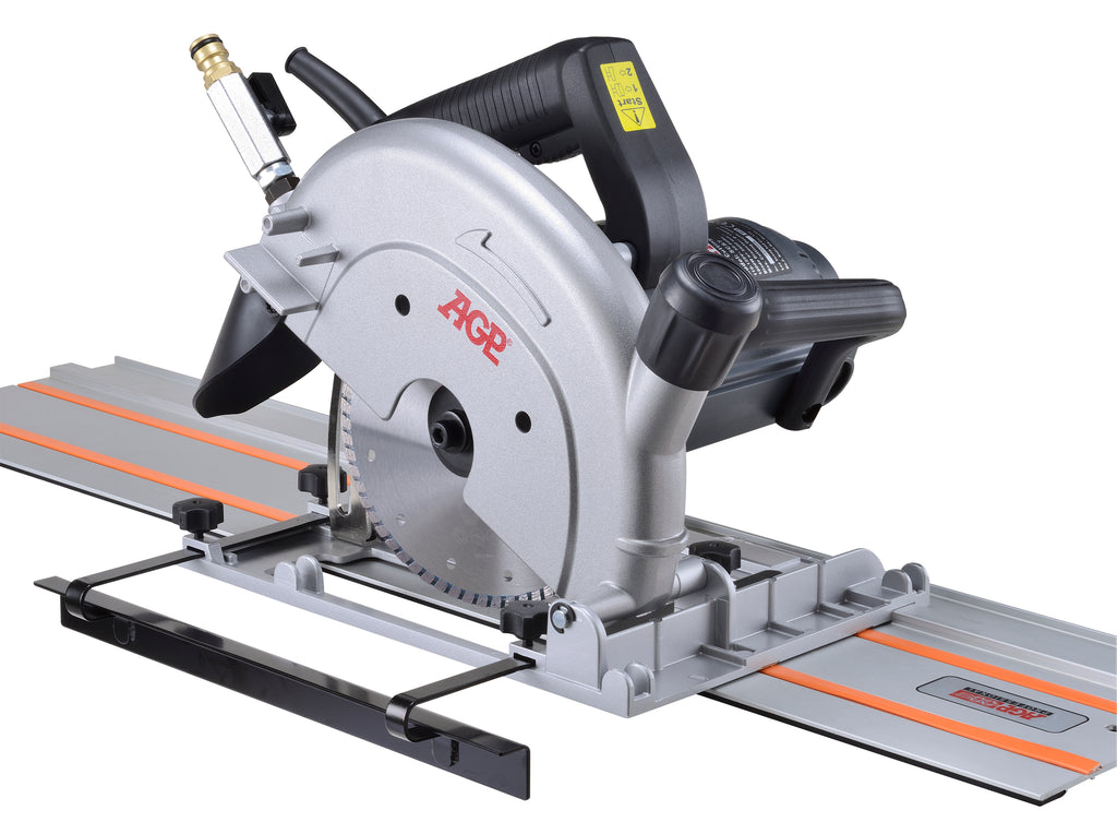 AGP SCS7 Portable Wet/Dry Circular Stone Cutting Saw
