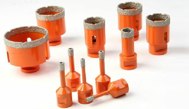 AccuDrill Dry Drill Fixing Set 5 Piece