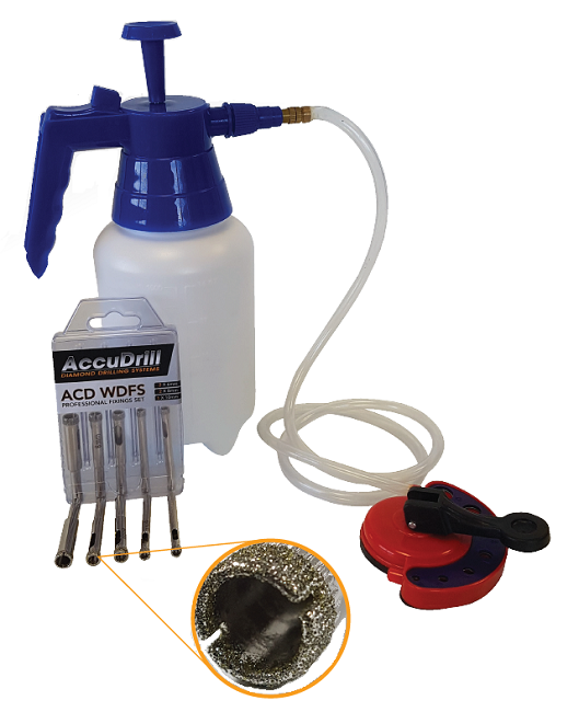 ACD PFK -AccuDrill Pro Fixing Kit