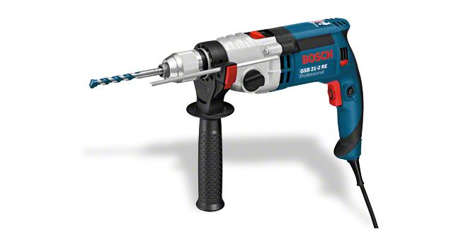 Bosch Electric Impact Drill 1100w GSB 21-2RE