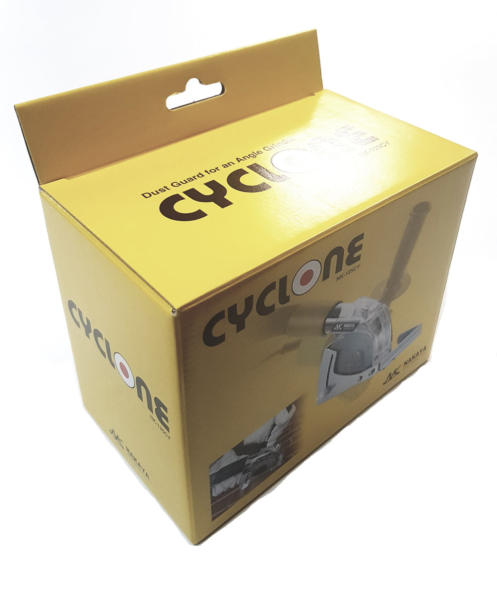 Cyclone DCG 115/125 - Clear Cutting Guard/ Dust Shroud