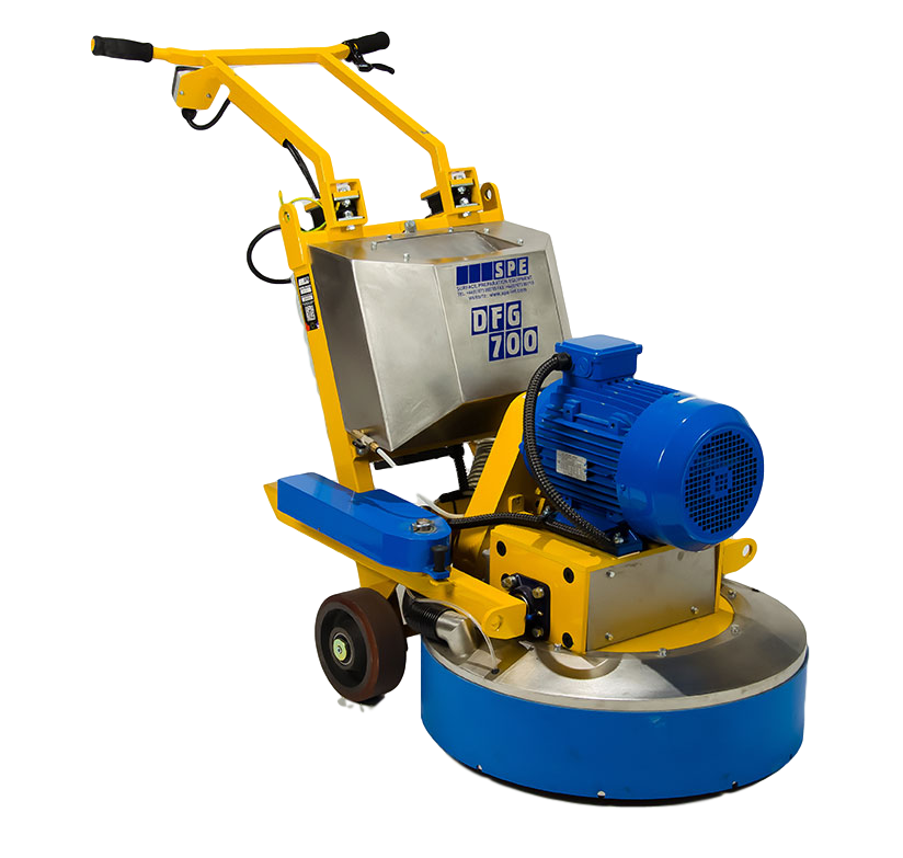 DFG 700 FLOOR GRINDER MACHINES