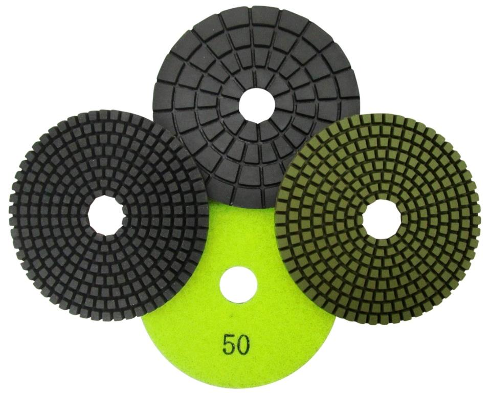 DH23007 Backup Pad for flexible Diamond-Polishing Pads