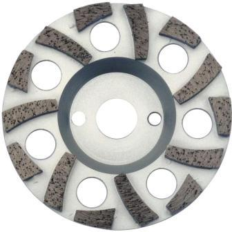 DH4112 Fan Shape Concrete/Abrasive
