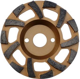 DH4612 Fan Shape Concrete/Abrasive