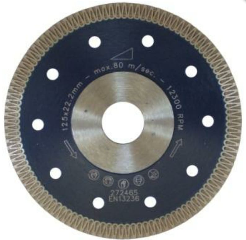 PCCB Blade Cutting Plastic Pipes