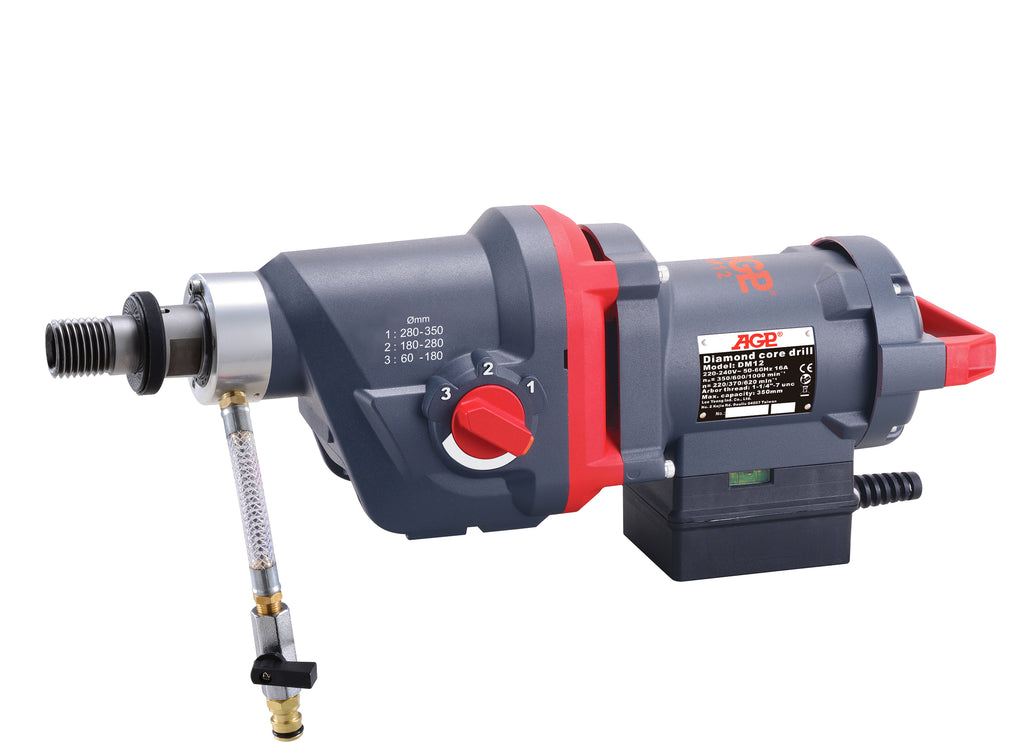 AGP Rig Mounted Core Drill DM12 110v